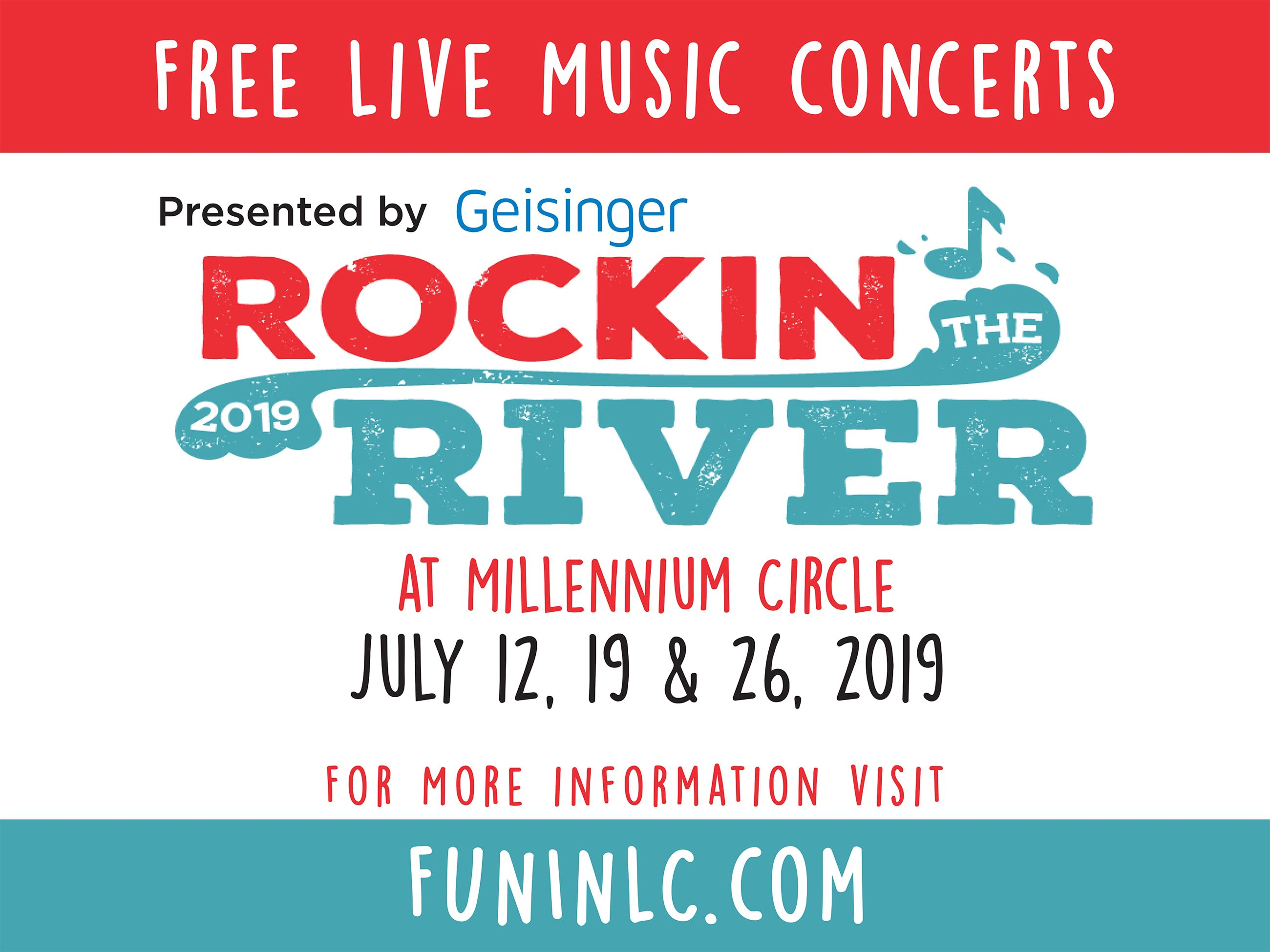 Rockin The River Courthouse 2019