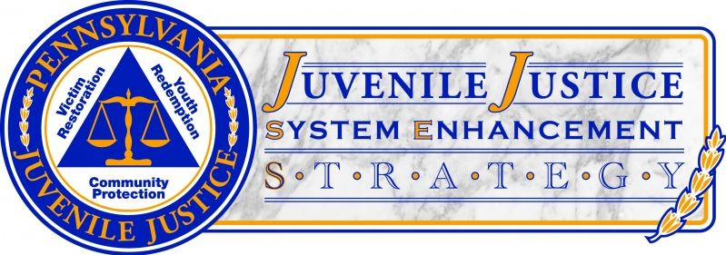 Juvenile Justice System Enhancement Strategy Logo